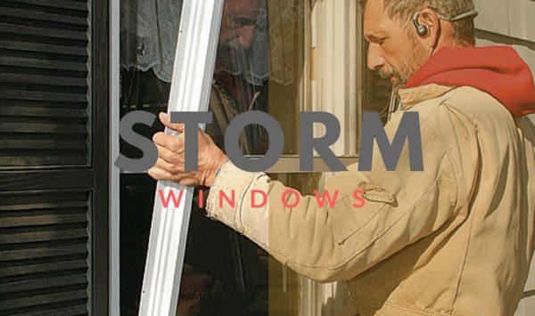 Storm Windows vs Replacement Windows
