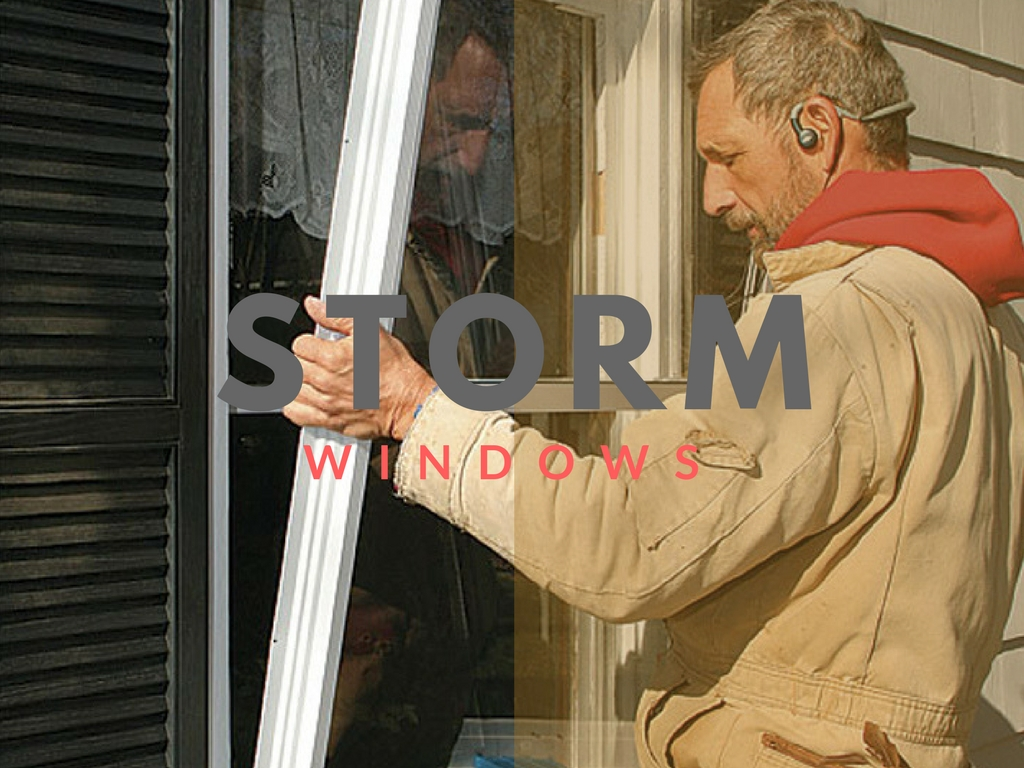 Storm Windows vs Replacement Windows