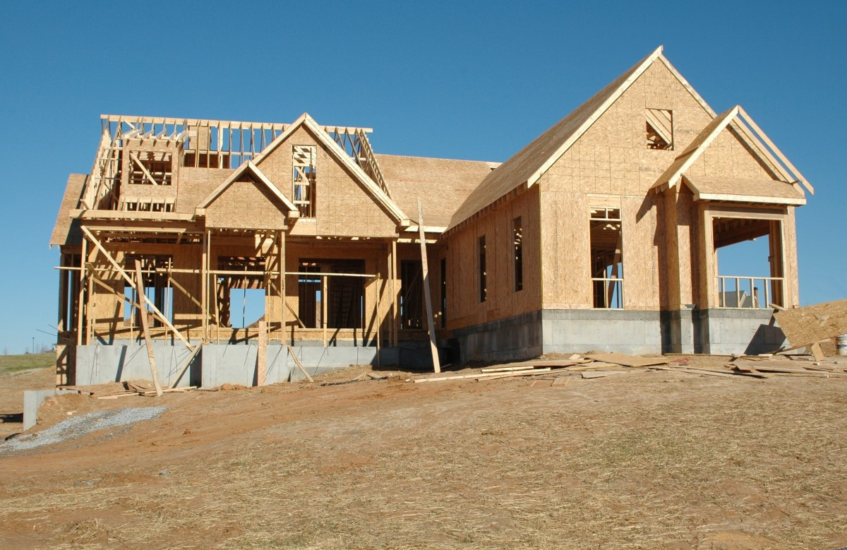 Building a Home from Scratch