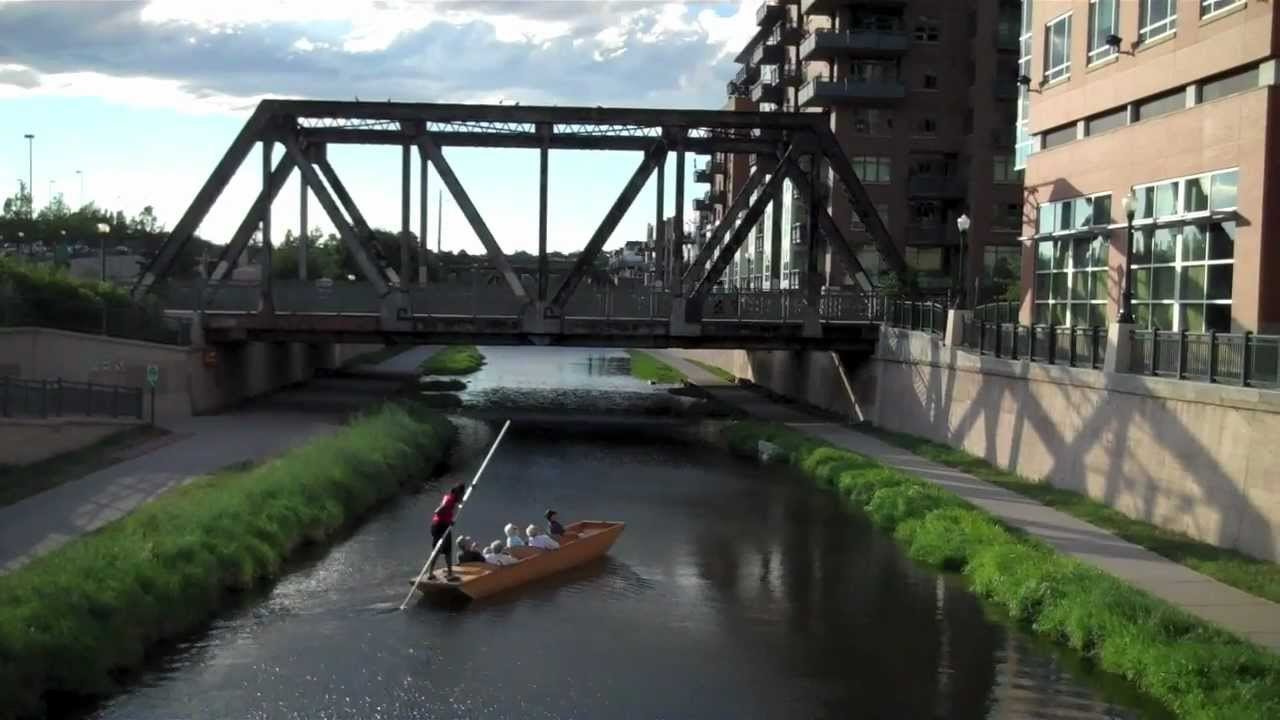 Gondola Rides Through Downtown Denver