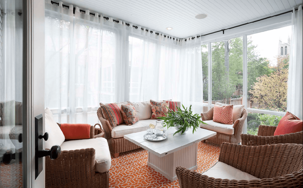 5 Fun Curtain Trends for Summer