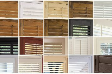 4 Decisions to Make Before Ordering Wood Shutters