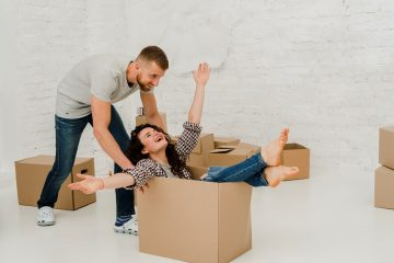 Top 5 Post Move Home Improvement Projects