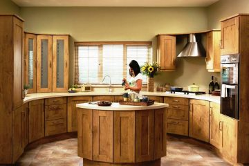 3 Tips to Build Custom Kitchen Cabinets