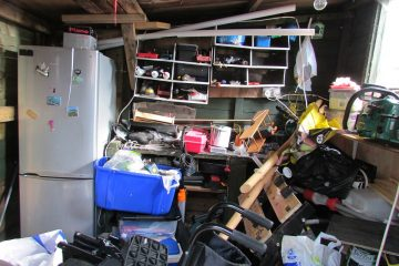 Optimizing your garage space this summer