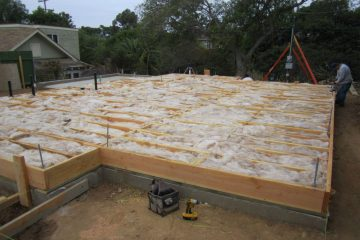 Advantages of a Pier and Beam Foundation