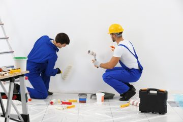 Different Types Of Painting Services You Can Avail