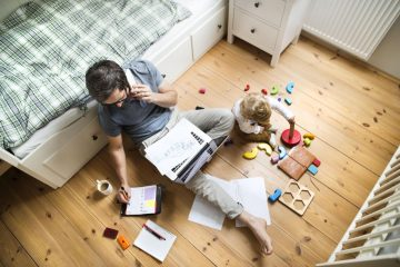 How to Achieve a Work Life Balance When Working from Home